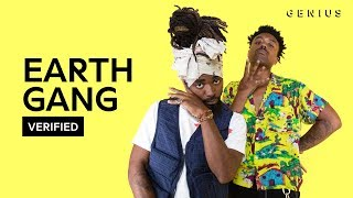"""EARTHGANG """"UP"""" Official Lyrics & Meaning 