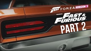 Forza Horizon 2 Presents Fast & Furious Gameplay Walkthrough Part 2 - BARN FIND