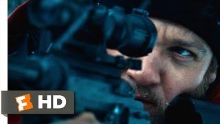 The Bourne Legacy (2/8) Movie CLIP - Drone Attack (2012) HD