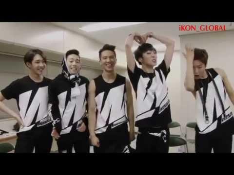 YG Family Power in Japan 2014 Backstage - WINNER cut [ENG]