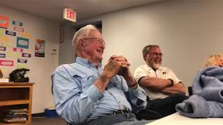 Norbert Krob of the 778th Tank Battalion Discusses WWII