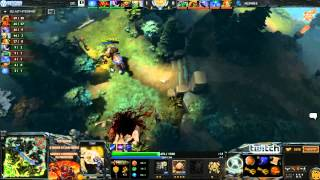 Game 3 - DT vs Newbee (DOTA) - The Summit - Asian Qualifiers