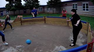 2018-05-18 Games With Guests GaGa Ball