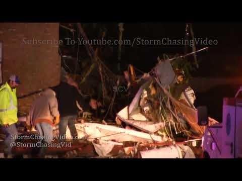 El Reno, OK Tornado Destroyed Trailer Park And Hotel - 5/26/2019