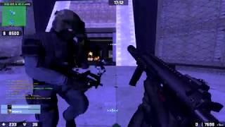 CS:S Zombie Escape - ze_evernight_a3_4_css2 (Stage 3) [UNLOZE]