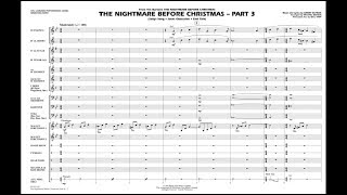 The Nightmare Before Christmas - Part 3 by Danny Elfman/arr. Michael Brown