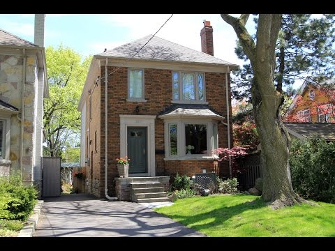 (Sold!) 3 Bedroom Detached | South Leaside, Toronto | Bonnie Byford R.E.