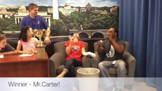 Ashland's Games with Guests: Chubby Bunny Challenge 11.6.15