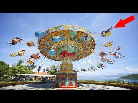 Vinpearl Nha Trang Resort - Các Trò Chơi Mạo Hiểm Ở Vinpearl Land Nha Trang 2017