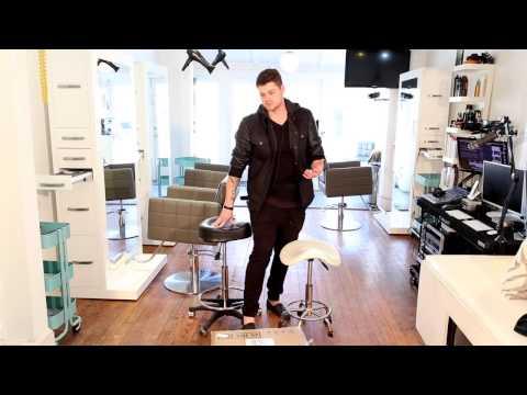 Premium Cutting Stool Review By Matt Beck Free Salon Education