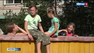 Детская площадка стала местом повышенного травматизма