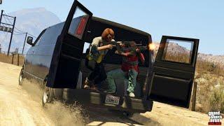Grand theft auto 5 online Gameplay