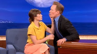 Conan O'Brien's Greatest Moments with Female Guests