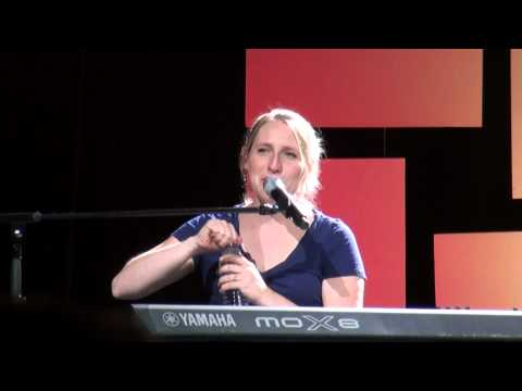 Laura Story - intro to Blessings - Pottersville NY 2012