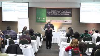 JML Consultoria & Eventos - Curso Completo de Gerenciamento... - Prof: Luiz Cláudio