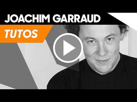 Joachim Garraud - Studio RDV - MJ Tutoriels