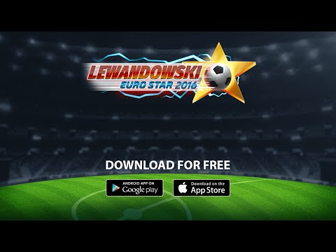 Official launch trailer for Lewandowski: Euro Star 2016 game.  BECOME A FREESTYLE LEGEND
