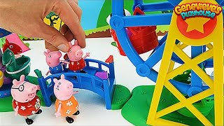 Best Peppa Pig Toy Learning Videos for Kids! - YouTube