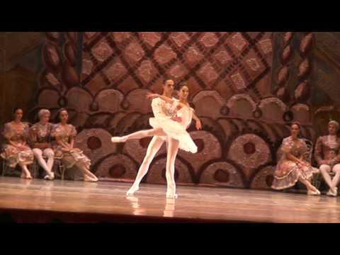 BALLET CLÁSICO DE MOSCÚ, EL CASCANUECES: Paso a Dos del 2 acto.