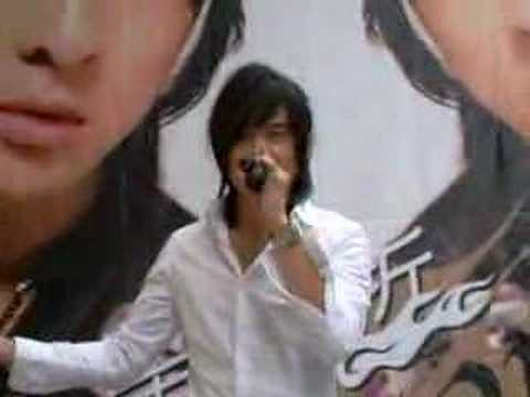 2007/09/15唐禹哲桃園簽唱會