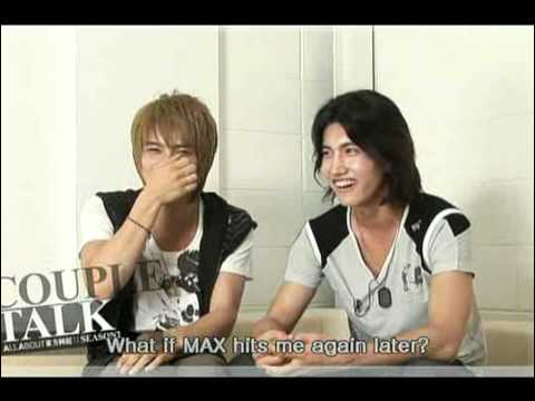 Couple Talk - Jaejoong & Changmin eng sub