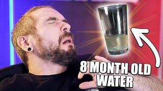 Drinking Water Jesus