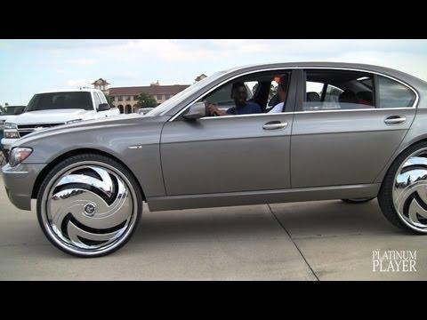 Impala On 32s Floaters Bmw On 30s Magnum On 26s Videomovilescom