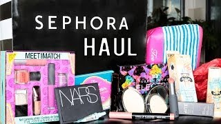 Tati – WHAT'S NEW AT SEPHORA | Haul