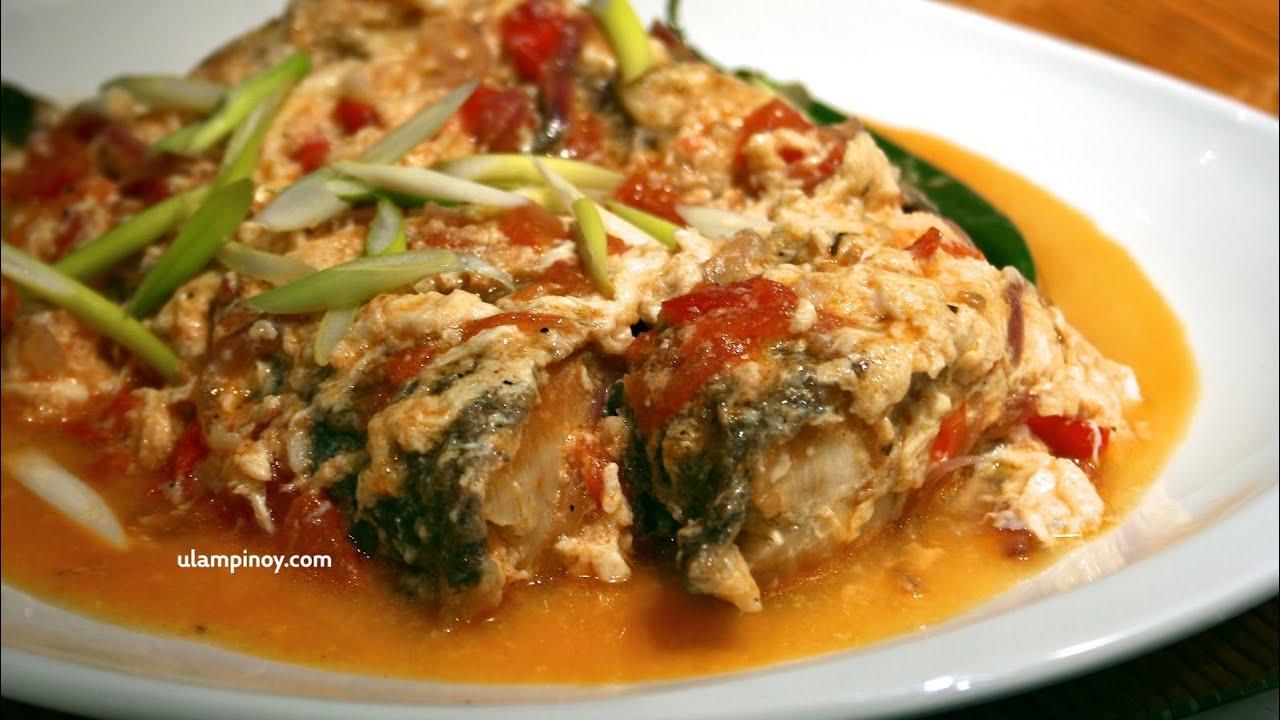 King Fish Recipe Filipino
