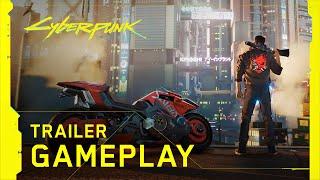 Cyberpunk 2077 — Trailer di gameplay ufficiale