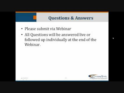 GyanSys - SAP PPM Webinar : Climbing the Maturity Ladder with SAP PPM 5.0 Part 5