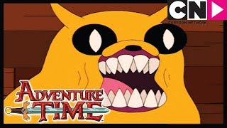 Adventure Time | Daddy's Little Monster | Cartoon Network
