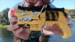 Deluxe Dino Charge Morpher REVIEW | Power Rangers Dino Super Charge