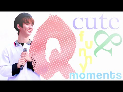 THE BOYZ' Q Cute & Funny Moments