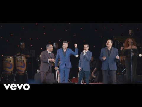 Gilberto Santa Rosa - Vivir Sin Ella (En Vivo) ft. Tito Nieves, Eddie Santiago