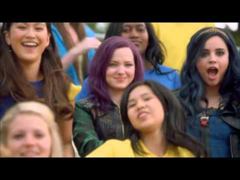 Descendants | Did I Mention (muziekvideo) | Disney Channel BE