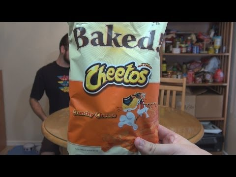 WE Shorts - Cheetos Baked Crunchy Cheese - Smashpipe Food