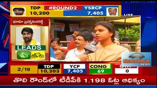 Bhuma Mounika Reddy Face to Face Over Nandyal By-Polls Rur..