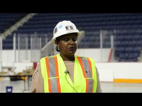Ball Construction EH&S Co-ordinator - Susanne Johnson