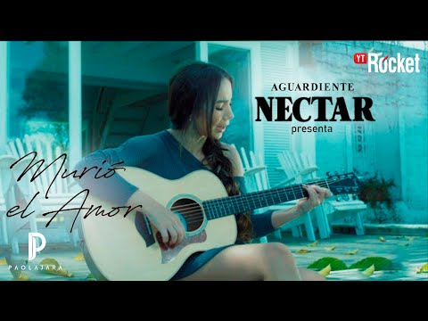 Murió El Amor - Paola Jara | Video Oficial