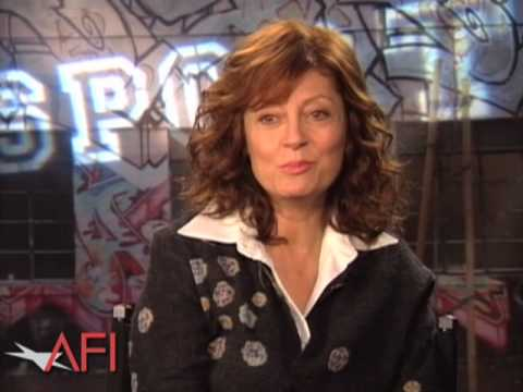 Susan Sarandon On The Authenticity Of BULL DURHAM - YouTube