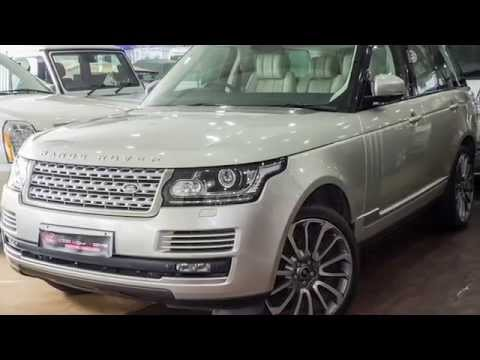 Range Rover Vogue @ Big Boy Toyz