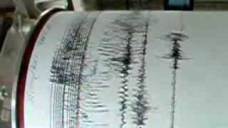 Earthquake in Iceland. 29.05.2008.