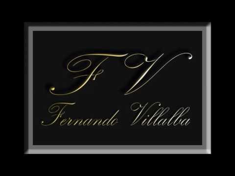 Fernando Villalba Cuenta Conmigo  (cover)