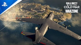 Call of duty: black ops cold war et warzone :  bande-annonce