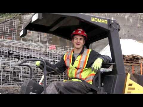 Michael Moriarty - Heavy Equipment Operator Training