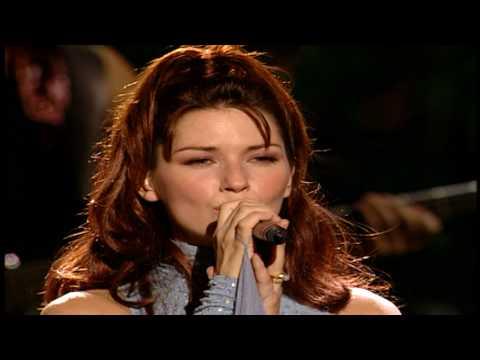 Shania Twain - From This Moment Subtitulada Español - Inglés HD