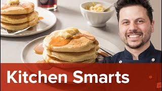 How to Make Pancakes from Scratch That Are Better Than The Box Mix But Just As Easy