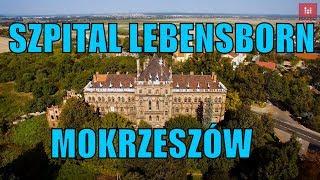 #Pałac #Mokrzeszów z drona. #Lebensborn Tajemnica III rzeszy. Historia pałacu na Dolnym Śląsku.