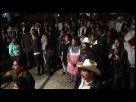 Baile de feria en la Magadalena yancuitlalpan 2011 ACAPULCO TROPICAL